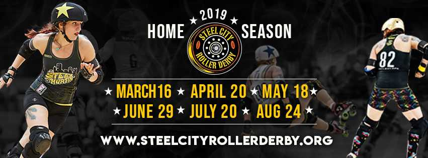 Steel City Roller Derby Schedule