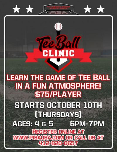 Tee Ball Clinic